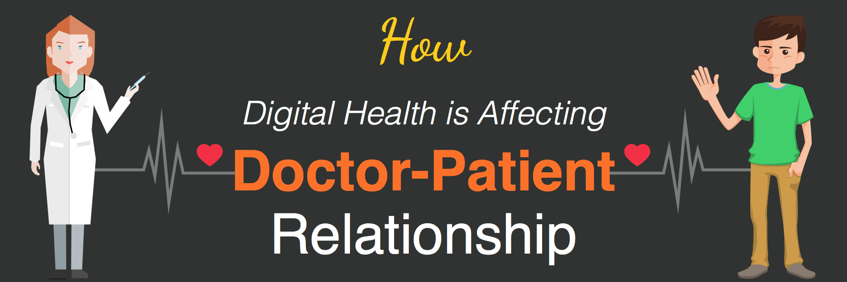 doctor-patient relationship changing it's going electronic