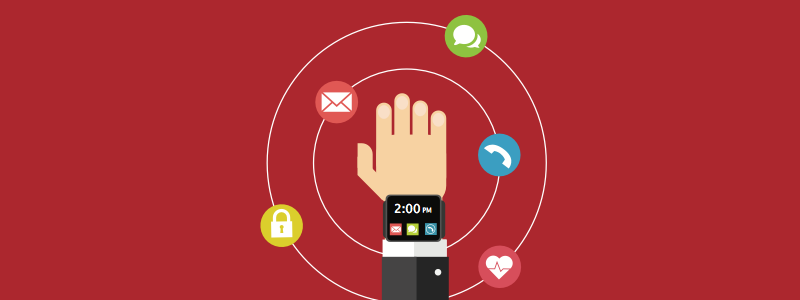 smartwatch to change healthcare