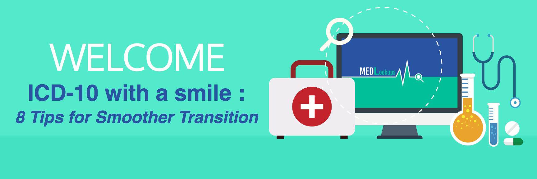 welcome ICD 10 with a smile 8 tips for smoother transition