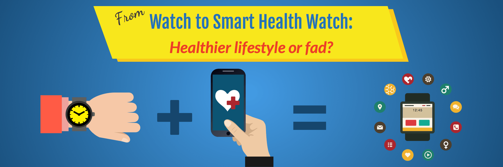 smartwatches keeping a close watch on our health