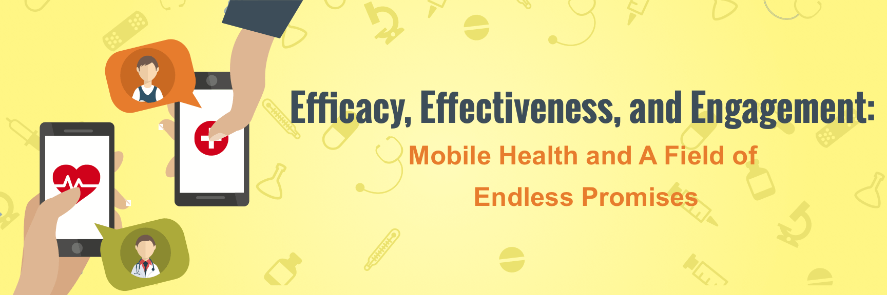 mhealth a field of endless promises