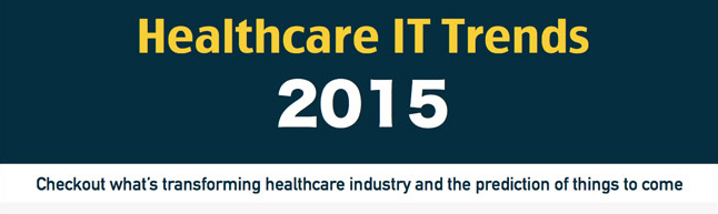 2015 Healthcare IT trends