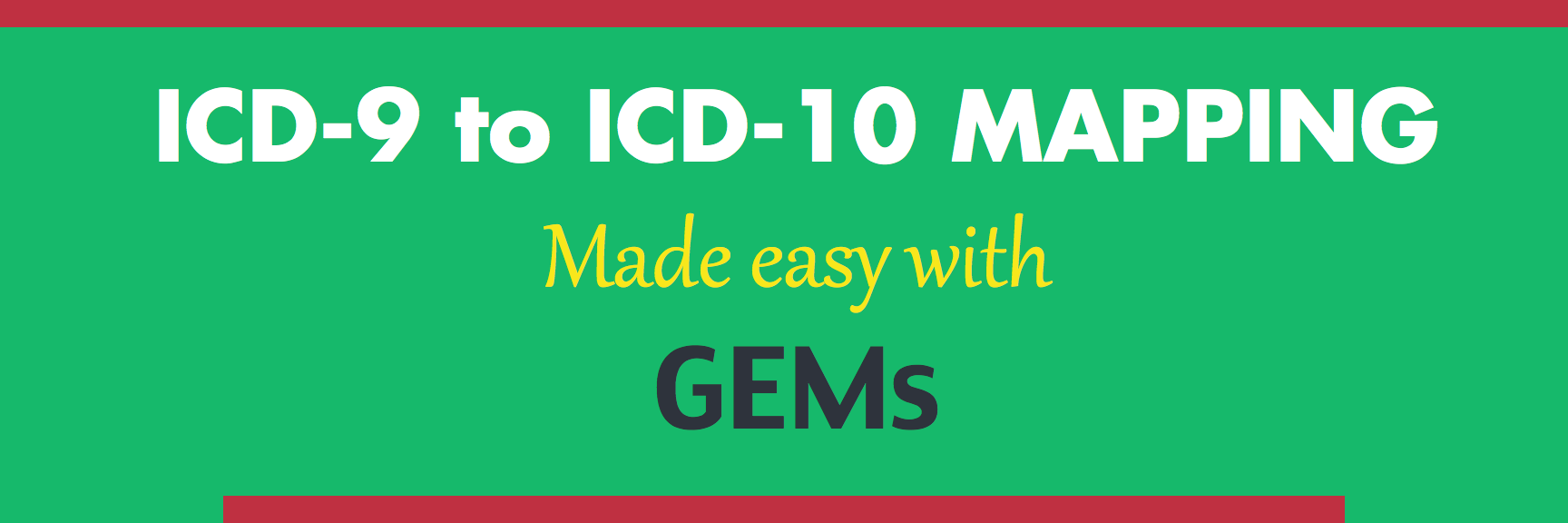 translating between ICD-9 and ICD-10