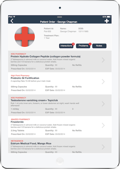 Clinics and Pharmacy prescription automation application
