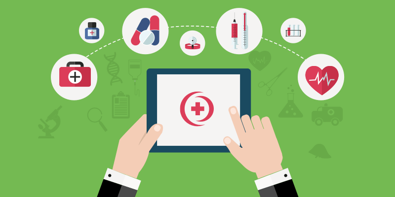 IoT powers health revolution?