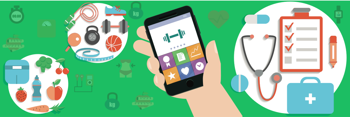 gamified healthcare apps that will keep you fit