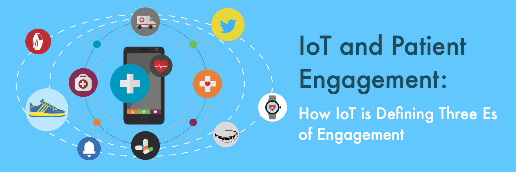 Internet of things and patient engagement