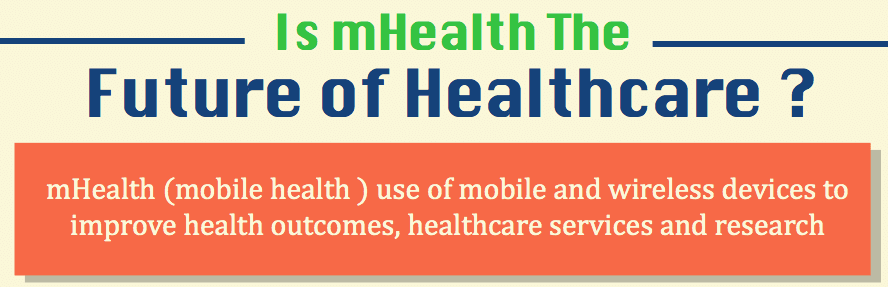 is mHealth really the future of healthcare?