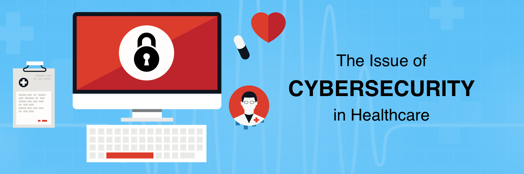 the issue of cybersecurity in healthcare