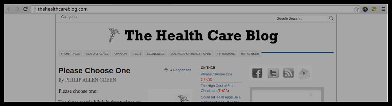 thehealthcareblog