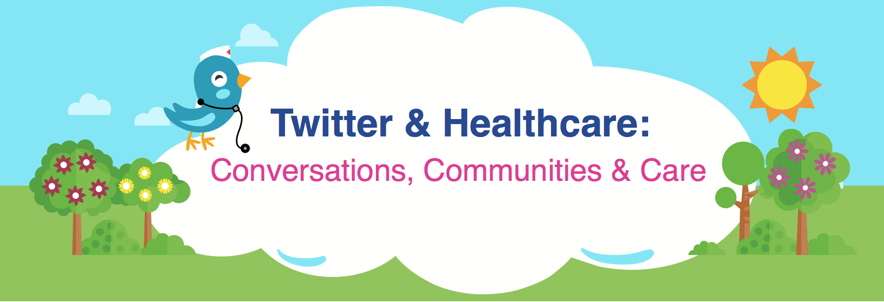 role of twitter in healthcare