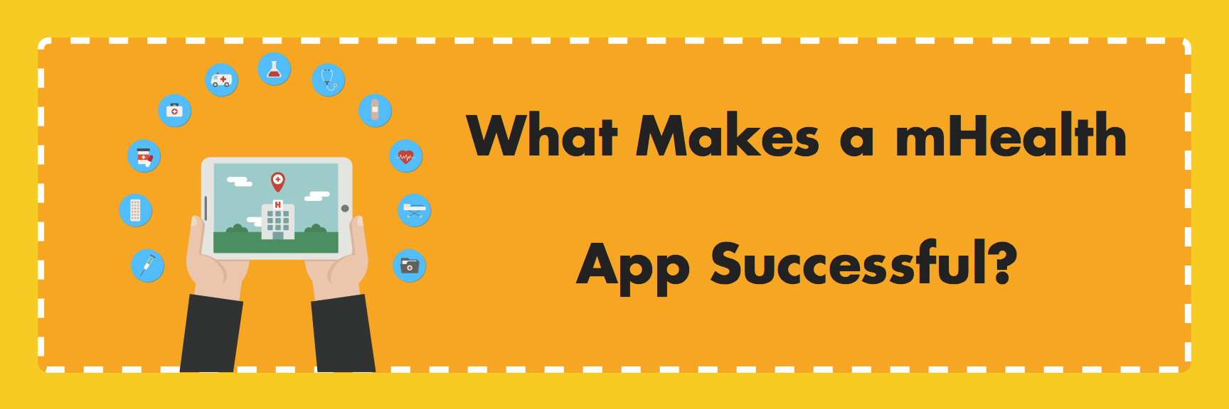 mHealth apps sucessful